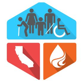 Logo for Disability Disaster Access & Resources